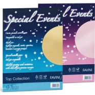 CARTA SPECIAL EVENTS AZURE 120GR. 20FG