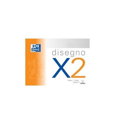 ALBUM DISEGNO F2 33X48 LISCIO