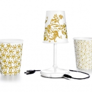LIGHT CUP USB ORO