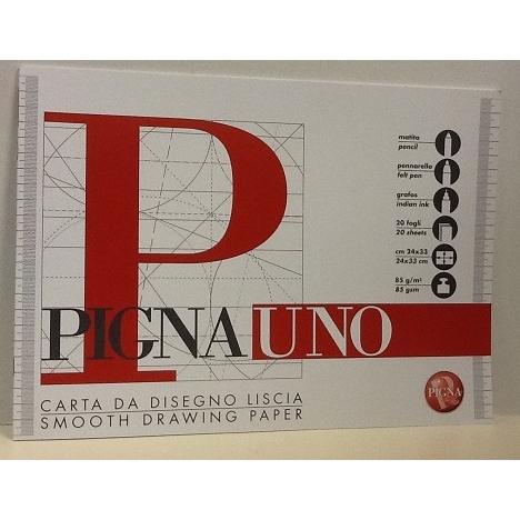 ALBUM DISEGNO 24x33 LISCIO PIGNA