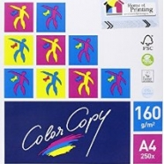 COLOR COPY A4 160GR. 250FG