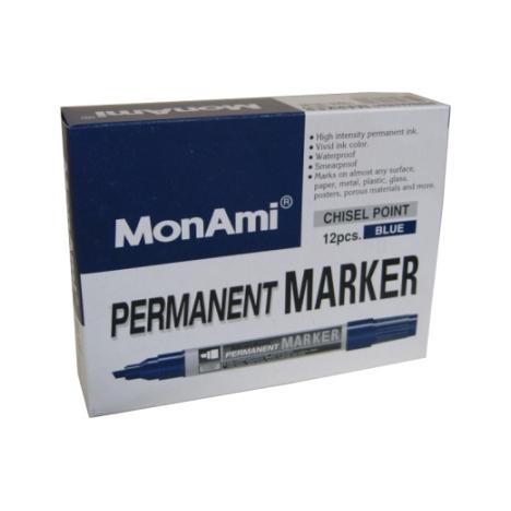 MARCATORE MONAMI PERMANENT BLU