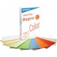 CARTA COLORATA A4 80GR BLU MEDIO REPRO 500FG